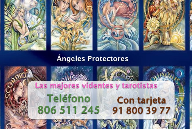 angeles protectores